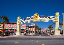 Miracle Strip Park Panama City Beach Florida